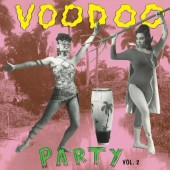 V.A. 'Voodoo Party Vol.2 '  LP