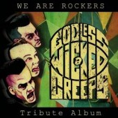 V.A. 'We Are Rockers – A Tribute To Godless Wicked Creeps'  LP