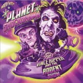 Vince Ripper & The Rodent Show 'Planet Shockorama'  LP