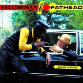 Yellowman & Fathead 'Bad Boy Skanking'  LP