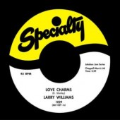 Williams, Larry 'Love Charms' + 'Heeby Jeebies'  7""