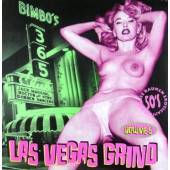 V.A. 'Las Vegas Grind Vol. 5'  LP  back in stock!