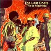 Last Poets 'This Is Madness'  LP