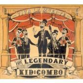 Legendary Kid Combo 'Viva La Muerte'  CD