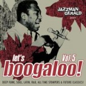 V.A. 'Let's Boogaloo! Vol. 3'  LP