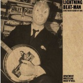 Lightning Beat-Man 'Apartment Wrestling Rock'n'Roll'  LP