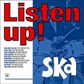 V.A. 'Listen Up! Ska'  CD