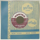 Little Victor 'Papa Lou And The Gran' + Upsetters 'Where You Goin' There, Sapphire?'  7""