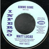 """Lucas, Matt 'Gimme Some' + 'Shake It'  7"""""""