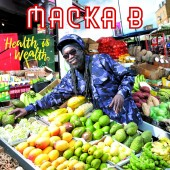 Macka B 'Health Is Wealth'  LP