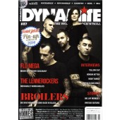 Dynamite! Magazine # 87 - The World Of Rock'n'Roll   + 20 track CD
