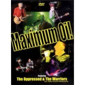 Oppressed & Warriors a.k.a. Last Resort 'Maximum Oi!'  DVD