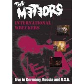 Meteors 'International Wreckers'  DVD