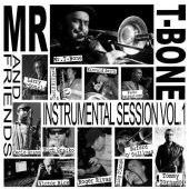 Mr. T-Bone & Friends 'The Instrumental Sessions Vol. 1'  CD