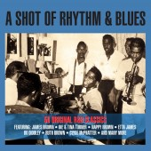 V.A. 'A Shot Of Rhythm & Blues - 50 Original R&B Classics'  2-CD