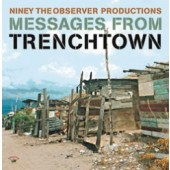 V.A. 'Niney the Observer: Messages From Trenchtown'  LP