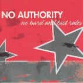 No Authority 'No Hard And Fast Rules'  CD