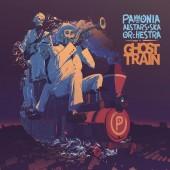 Pannonia Allstars Ska Orchestra 'Ghost Train'  CD