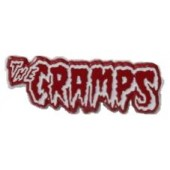 pin 'Cramps' red