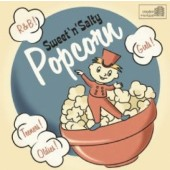 V.A. 'Sweet 'n' Salty Popcorn'  CD