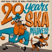 V.A. '20 Years Ska Madness - This Is Ska Festival Rosslau 1997-2016' CD