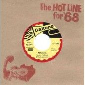 McCook, Tommy & The Supersonics 'Killer Joe' + Alva Lewis 'Return Home'  7""