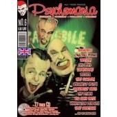Psychomania No. 6 - Psychobilly Fanzine with CD - english language version