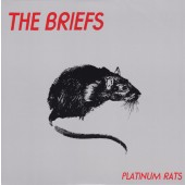 Briefs 'Platinum Rats' LP clear vinyl