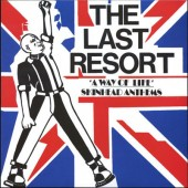 Last Resort 'A Way Of Life – Skinhead Anthems'  LP
