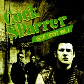 "Cock Sparrer 'Shock Troops Series Vol.1'  2-7"""