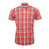 Relco Button Down Short Sleeved Shirt 'CK37', sizes S - XXL