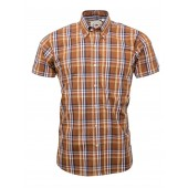 Relco Button Down Short Sleeved Shirt 'CK38', sizes S, M, XL