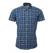 Relco Button Down Short Sleeved Shirt 'CK40', sizes S - 3XL