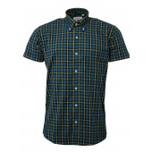 Relco Button Down Short Sleeved Shirt 'CK41', sizes M - XL