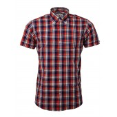 Relco Button Down Short Sleeved Shirt 'CK42', sizes S - 3XL