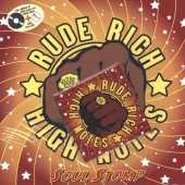 Rude Rich & The High Notes 'Soul Stomp' LP+CD 180g vinyl