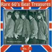 V.A. 'Rare 60's Beat Treasures Vol. 7'  CD