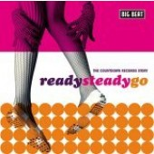 V.A. - 'Ready Steady Go - 80's Mod Classics'  CD