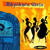 V.A. 'Rhythm'n Girls'  CD
