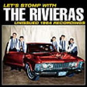 Rivieras 'Let's Stomp With The Rivieras'  CD