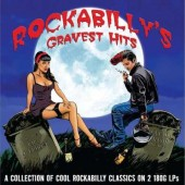 V.A. 'Rockabilly's Gravest Hits'  2-LP