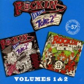 V.A. 'Rockin' At The Take 2 Vol. 1 & 2'  CD
