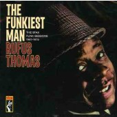 Rufus, Thomas 'The Funkiest Man: The Stax Funk Sessions 1967-1975'  2-LP