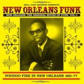 V.A. 'New Orleans Funk Vol. 4'  2-LP