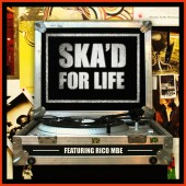 V.A. 'Ska'd For Life - Strictly Rockers Presents'   LP ltd. white vinyl