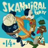 V.A. 'Skannibal Party 14'  CD