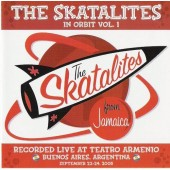 Skatalites 'In Orbit - Live In Argentina'  2-LP  back in stock!