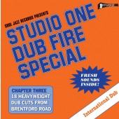 V.A. 'Studio One Dub Fire Special'  2-LP