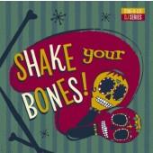 V.A. 'Shake Your Bones - Stag-O-Lee DJ Series Vol. 2'  2-LP