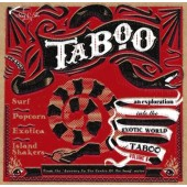"""V.A. 'Taboo – Journey To The Center Of A Song Vol. 1'  10""""LP"""